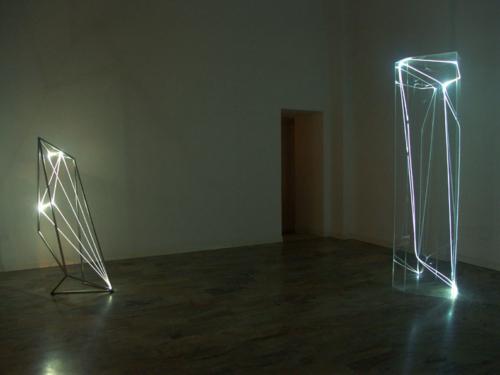 05 CARLO BERNARDINI 2004, third room, Spazia Gallery, Bologna