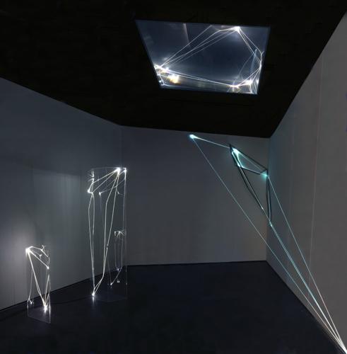 20 Carlo Bernardini Site-specific room, ArtVerona 2017, FerrarinARTE