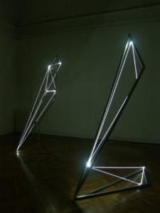 11 CARLO BERNARDINI 2004, seconda sala nella Galleria Milano, Milano.